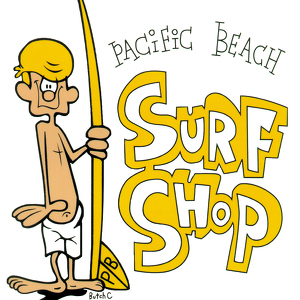Team Page: Pacific Beach Surf Shop and Surf School Est. 1962